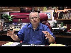 John Hagee on Israel's Borders