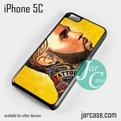 jason derulo art Phone case for iPhone 5C and other iPhone devices