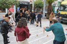 #GAlatakulesioyununu #oynuyoruz..Tüm #ekip bir #uyumiçinde hareket ediyor..#Birbirinitanımayan #insanlar birbirleriyle oyun oynuyor