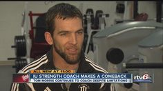 IU strength coach makes a comeback after crash - TheIndyChannel.com