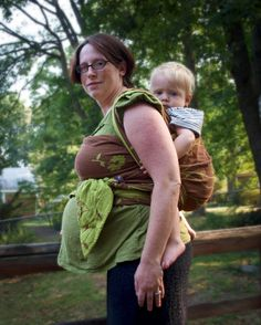 Beltway Babywearers: Babywearing During Pregnancy Part 1: A Wrapper's Perspective