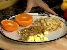 Tasty Solutions for Diabetes Breakfast Menu part 1