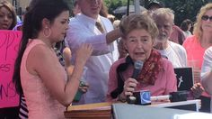 Phyllis Schlafly at