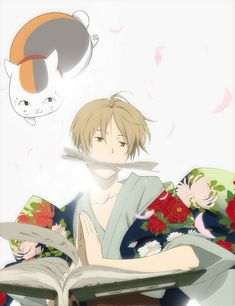 adamantineheart:    The official Natsume Yuujinchou Season 3 image \o/