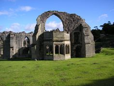 Haughmond Abbey is a ruined, medieval, Augustinian monastery a few miles from Shrewsbury, England. It was probably founded in the early 12th century.