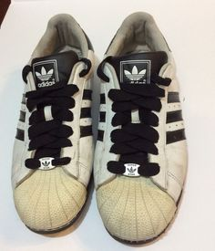 adidas Men's Leather Fashion Sneakers Medium (D, M) Casual Shoes