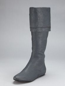 Denyse Fold-Over Boot by Modern Vintage at Gilt