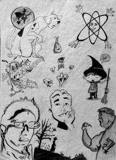 Concept Random Sketching