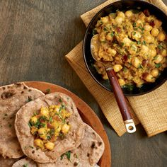 A full-flavored vegetarian curry with lots of healthy protein