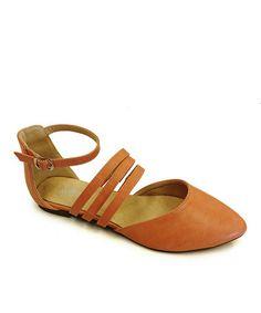 Another great find on #zulily! Blush Julia Flat by Westwood Footwear #zulilyfinds
