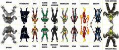 Mutants & Masterminds Villains Character Sheet 056