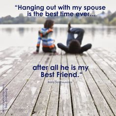 Romance Me: My Husband, My Best Friend - Tips on keeping the friendship alive and active in your marriage!
