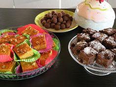 §75 gram zoete aardappel, geschild en in blokjes §100 gram geraspte kokos §25 gram gemalen noten (bijvoorbeeld amandelen) §25 gram cacao...