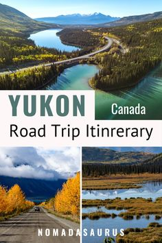 Here's all you need to know to have the MOST epic road trip around the Yukon Territory in Canada.   Things to do in Yukon, Attractions in Yukon, Road Trios in Yukon, Road Trips in Canada, Yukon attractions, where to go in Yukon, what to do in Yukon, What to see in Yukon, Places to visit in Yukon  #roadtripcanada #Canada #Yukon Backpacking Canada, Backpacking Tips, Yukon Territory, Canada Holiday, Best Vacation Destinations, Travel Advice, Travel Guides, Travel Tips, Canadian Travel
