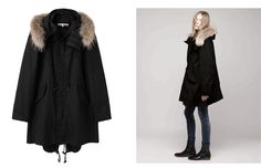 La Coquette Miseráble: { PARKAS } A MUST HAVE FOR HIM & FOR HER.