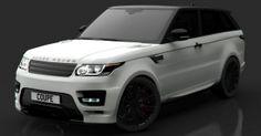 Bulgari Design Land Rover Range Rover Coupe custom two door SUV New Luxury Cars, Luxury Suv, Fancy Cars, Cool Cars, Range Rover Sport 2014, Range Rover White, Super Fast Cars, Land Rover Models, Range Rover Supercharged