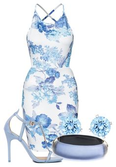 """Blue #2"" by njhudson15 on Polyvore"