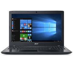 Buy Acer Aspire E5-575 15.6 Inch Ci5 8GB 1TB Laptop at Argos.co.uk - Your Online Shop for Laptops and netbooks, Laptops and PCs, Technology.