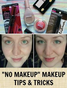 "My ""No Makeup"" Makeup: A FOTD + Tips & Tricks [AD] #FalsiesPushUpDrama"