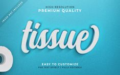 Tissue paper 3d text style template | Premium Psd #Freepik #psd #template #typography #font #text Weird Text, Paper Logo, 3d Text Effect, Birthday Text, Layer Style, Comic Styles, Text Style, Text Effects, Photoshop Design