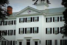 Dartmouth College in New Hampshire