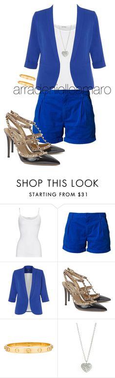 """Kath's outfit for ASAP."" by arradenielleamaro ❤ liked on Polyvore featuring American Vintage, Bench, Valentino, Finn, kathrynbernardo, DanielPadilla, kathniel and sdtgthemovie"