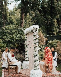 Nikah Ceremony, Order Of Wedding Ceremony, Wedding Set Up, Wedding Stage, Wedding Goals, Desi Wedding Decor, Sikh Wedding, Islam Wedding, Pakistan Wedding