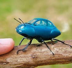 VWBeetle l 60 Visionary Examples of Creative Photography