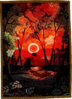 quilt by YOKO SEKITA
