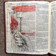 The Passover. Draw Close Blog. The passover is a story recounted all over the Bible. This post looks at a few of the things that are still applicable for us today. bible art, bible journal, bible journaling, bible study, blood, breakthrough, cross, doorposts, Exodus 12, GOD is enough, hide, hyssop, innocent, instructions, lamb, line drawing, passover, redeemed, travel