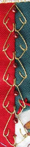 Feather Stitch Variation