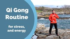 Qi Gong Routine for Stress, Anxiety, and Energy w/ Jeff Chand