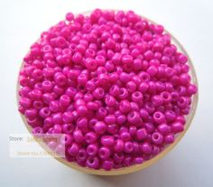 Bright White Ab 1000Pcs 2mm Czech Glass Seed Spacer Beads Jewelry Making DIY Pick 46 Colors