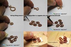 Tutoriel bretzel fimo | Fimo clay pretzel tutorial