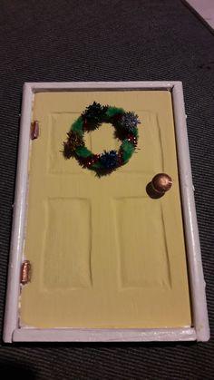 Elf door#tonttuovi