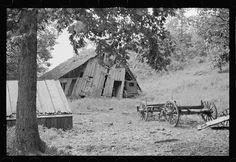 Arkansas Ozark Mountains   TOM CLARK: Arthur Rothstein: Submarginal: Arkansas, 1935