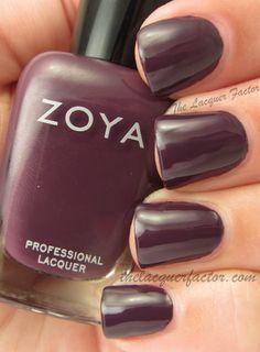 @Zoya Nail Polish Monica