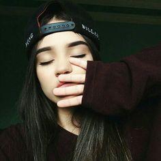 #girl #cap #pepson #ფოტო