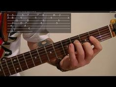 ▶ LED ZEPPELIN - STAIRWAY TO HEAVEN ( Live Version ) - How to Play - Guitar Lessons With Tabs - YouTube