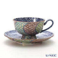 京都らしさを、暮らしに。 - ブランド洋食器 - ル・ノーブル Coffee Cups, Tea Cups, Natural Scenery, Cup And Saucer, Art Decor, Porcelain, Tableware, Pattern, Inspiration