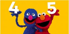 Celebrate Sesame Street's 45th season with our list of the 45 Best Sesame Street Musical Guests!