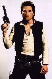Kurt Russel como Han Solo | O TRECO CERTO