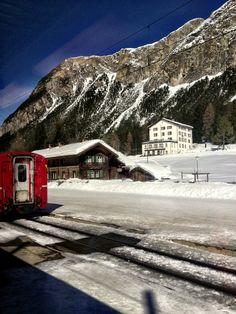 Celerina, St Moritz, Switzerland