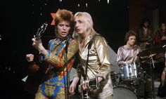 The moment he pointed down the camera during his appearance on the BBC in July 1972 was also the precise moment that Bowie became a major star