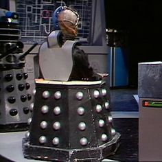 Davros - The Daleks - The Doctor Who Site