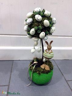 Húsvéti  tojásos asztaldísz (Dettusz) - Meska.hu