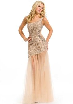 Party Time Gown 6100 Prom Dress - PromDressShop.com