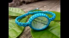 Macrame bracelet style! It's easy to make and suitable for kids and beginners. I hope you will find this helpful! AND ENJOY IT... https://youtu.be/Z8jcuXaJhf...