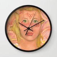 Tatiana Wall Clock