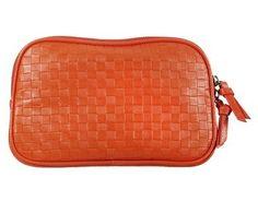 pantone tango orange make up bag..thanks